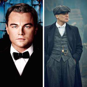 Great Gatsby Vs Peaky Blinders