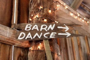 Regency Barn Dance with Pie and Peas Supper
