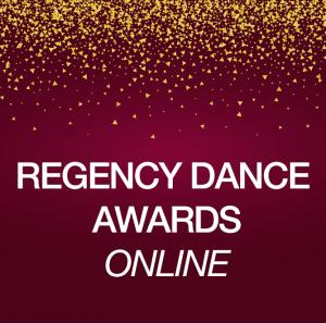 Regency Dance Awards   Online Competition