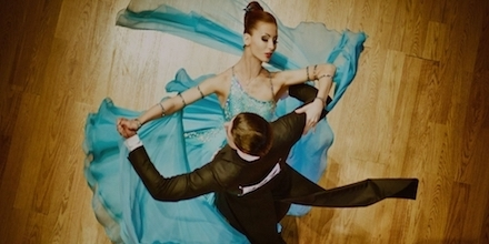 Adult Ballroom and Latin-American Technique Class