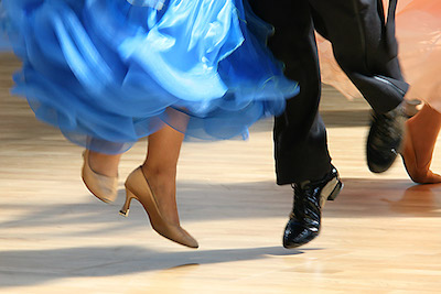 Adult Online Ballroom and Latin-American Technique Class