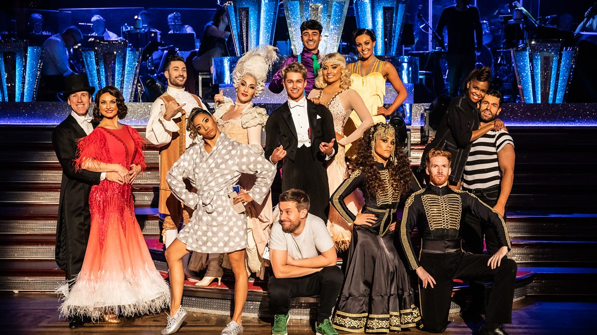 Strictly Blackpool Group