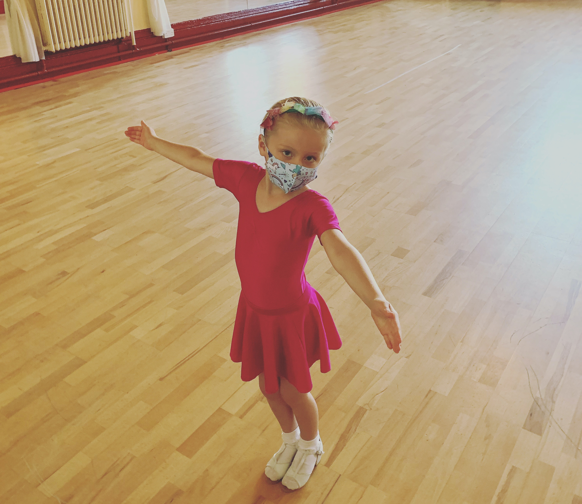 Little Movers Dance Class (3-7yrs)