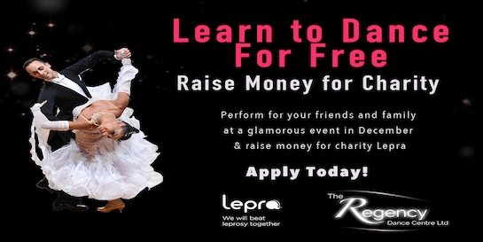 Learn to Dance Free and Dance For Charity!