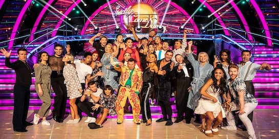 Strictly Review: Week 2